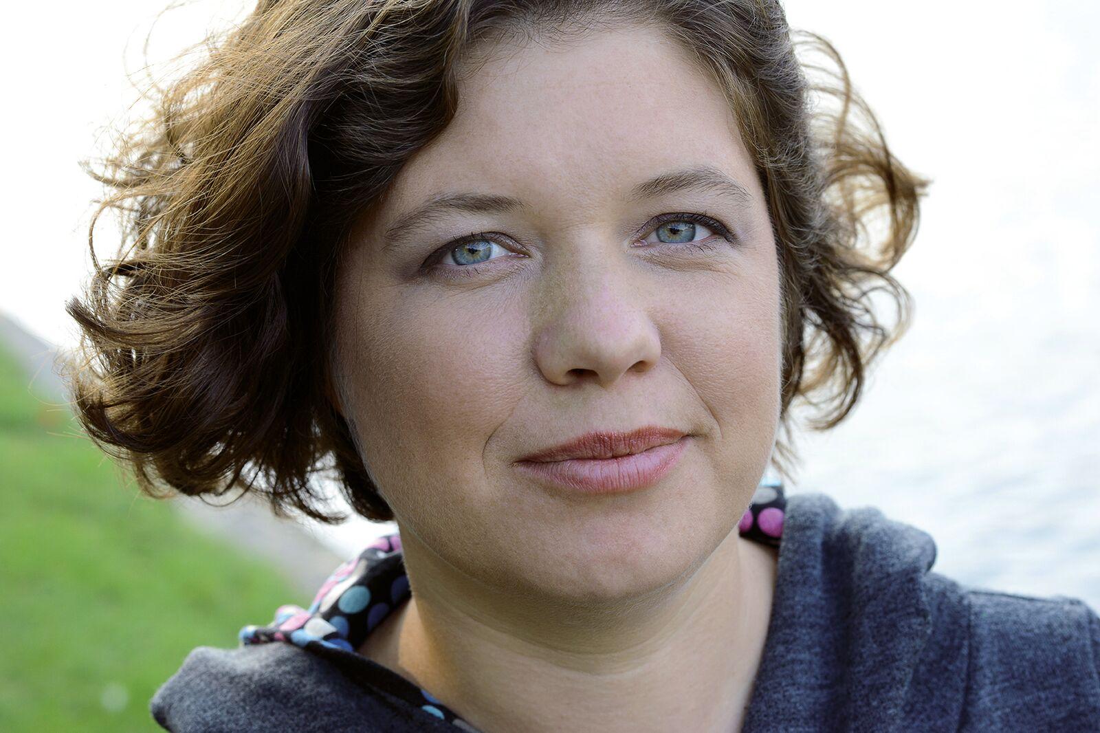 Julia Friedrichs   Foto: Susanne Schleyer